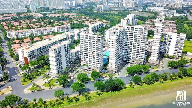 Toàn cảnh khu đô thị hiện đại bậc nhất Sài Gòn với hàng chục nghìn căn nhà cao cấp đang ùn ùn mọc lên - Ảnh 15.