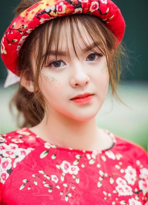 Lại xuất hiện thêm một nữ sinh Hà Nội sở hữu vẻ đẹp lai Tây khó rời mắt! - ảnh 14