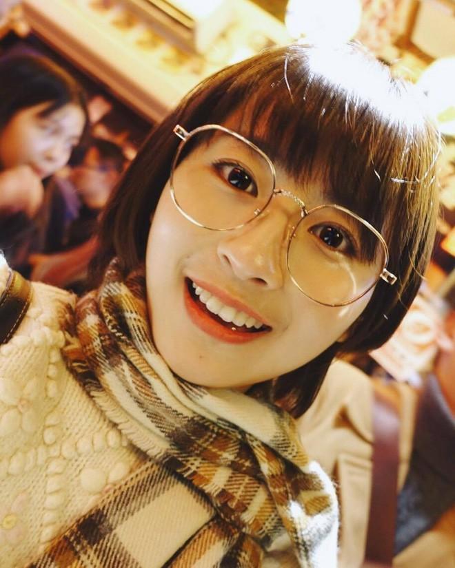 Nữ sinh Trung Quốc được cư dân mạng ca ngợi vì nhan sắc đỉnh cao, trông giống hệt ngọc nữ số 1 Nhật Bản - Ảnh 14.