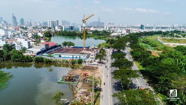 Toàn cảnh khu đô thị hiện đại bậc nhất Sài Gòn với hàng chục nghìn căn nhà cao cấp đang ùn ùn mọc lên - Ảnh 16.
