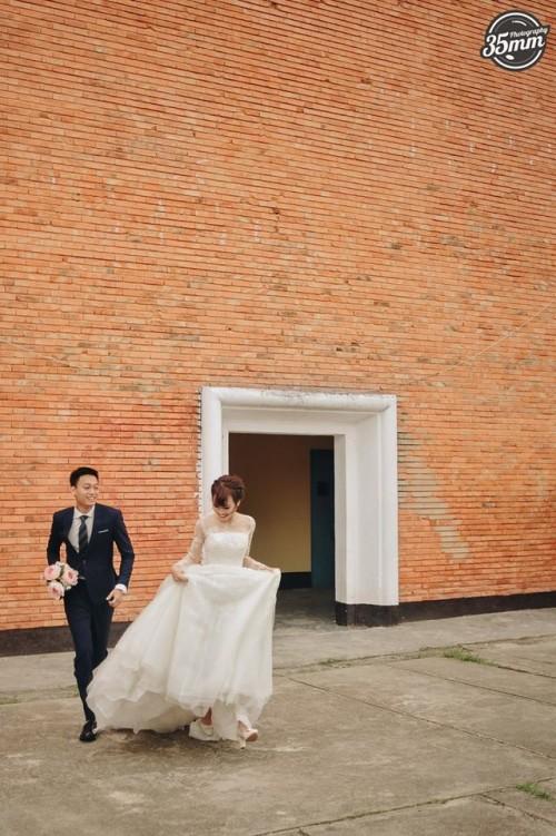 Không lầy lội, ảnh cưới của Nhật Anh Trắng và vợ lại lãng mạn như thế này đây! - Ảnh 15.