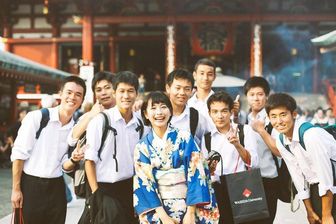 Nữ sinh Trung Quốc được cư dân mạng ca ngợi vì nhan sắc đỉnh cao, trông giống hệt ngọc nữ số 1 Nhật Bản - Ảnh 15.
