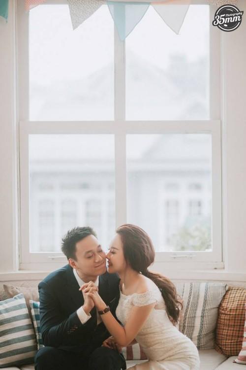Không lầy lội, ảnh cưới của Nhật Anh Trắng và vợ lại lãng mạn như thế này đây! - Ảnh 16.