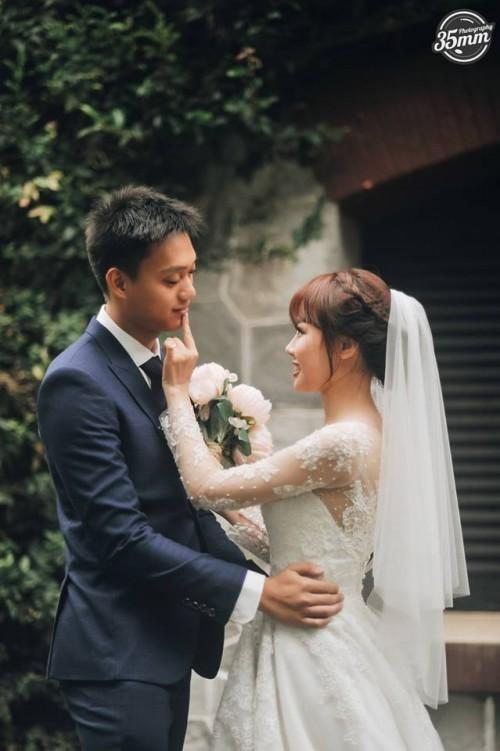 Không lầy lội, ảnh cưới của Nhật Anh Trắng và vợ lại lãng mạn như thế này đây! - Ảnh 17.