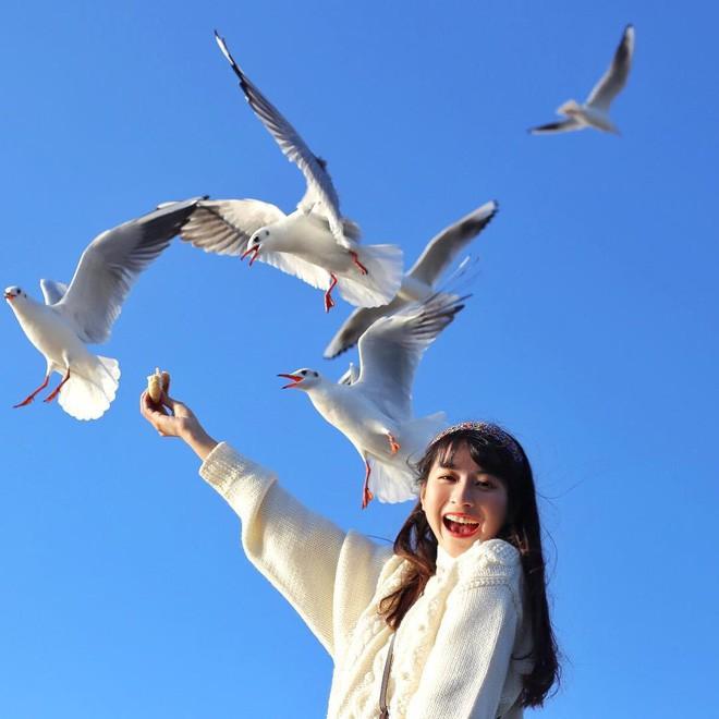 Nữ sinh Trung Quốc được cư dân mạng ca ngợi vì nhan sắc đỉnh cao, trông giống hệt ngọc nữ số 1 Nhật Bản - Ảnh 20.