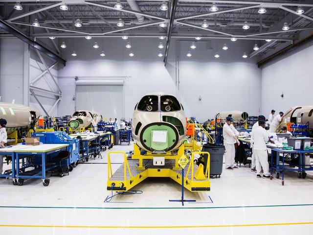 Thăm nhà máy Honda, nơi sản xuất những chiếc máy bay tư nhân của tương lai - Ảnh 3.