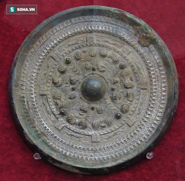 Chiếc gương đồng 1.900 năm tuổi có thể từ Trung Quốc được tìm thấy ở Nhật Bản - Ảnh 2.