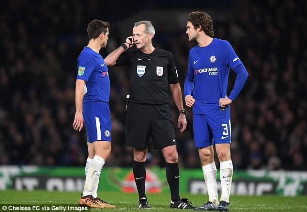 ĐIỂM NHẤN Chelsea 0-0 Arsenal: Sanchez dự bị trước tin đồn ra đi. Morata vẫn tệ - Ảnh 3.