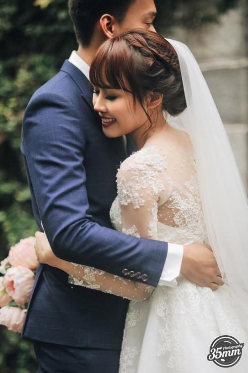 Không lầy lội, ảnh cưới của Nhật Anh Trắng và vợ lại lãng mạn như thế này đây! - Ảnh 3.