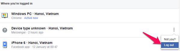 Hướng dẫn cách thoát Facebook từ xa siêu đơn giản cho những người đãng trí - Ảnh 3.