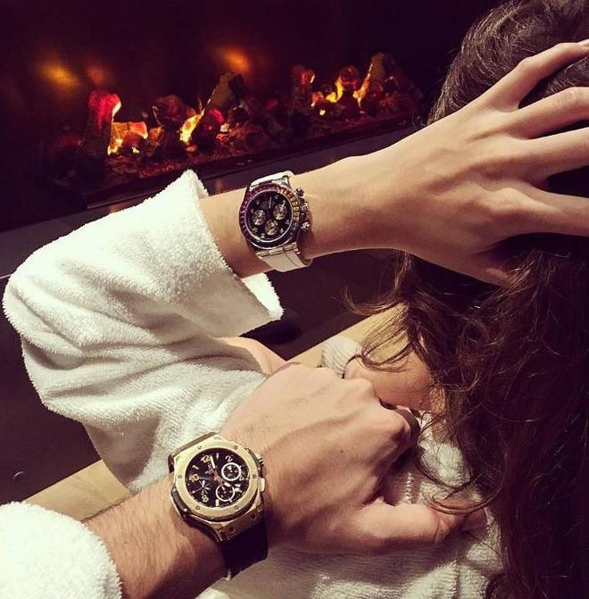 Hội con nhà giàu Đức đốt tiền với xe sang, phi cơ riêng và đồng hồ kim cương - Ảnh 3.