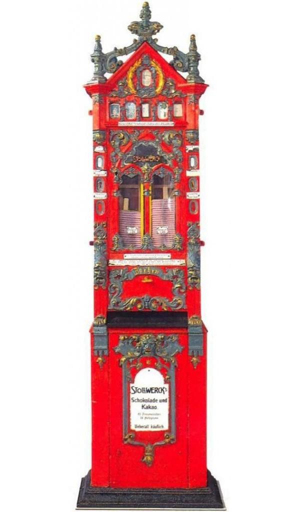 Lịch sử ra đời của máy bán hàng tự động: từ bán nước thánh tại Ai Cập cổ đại, rồi tỏa sáng rực rỡ tại Nhật Bản ngày nay - Ảnh 3.