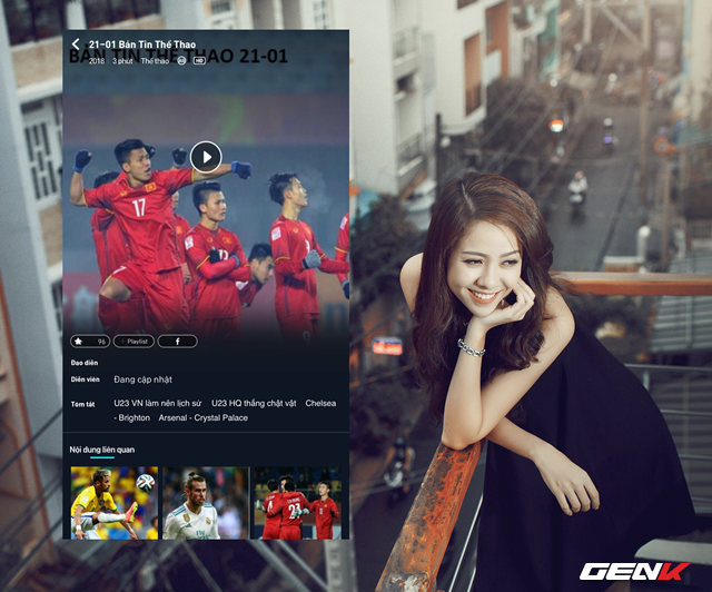 Đây là cách giúp bạn đồng hành trực tiếp cùng U23 Việt Nam trong trận bán kết chiều nay ngay trên smartphone - Ảnh 3.