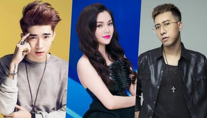 Nhìn lại những cuộc khẩu chiến trực diện giữa các ca sĩ Vpop trong năm 2017 - Ảnh 23.
