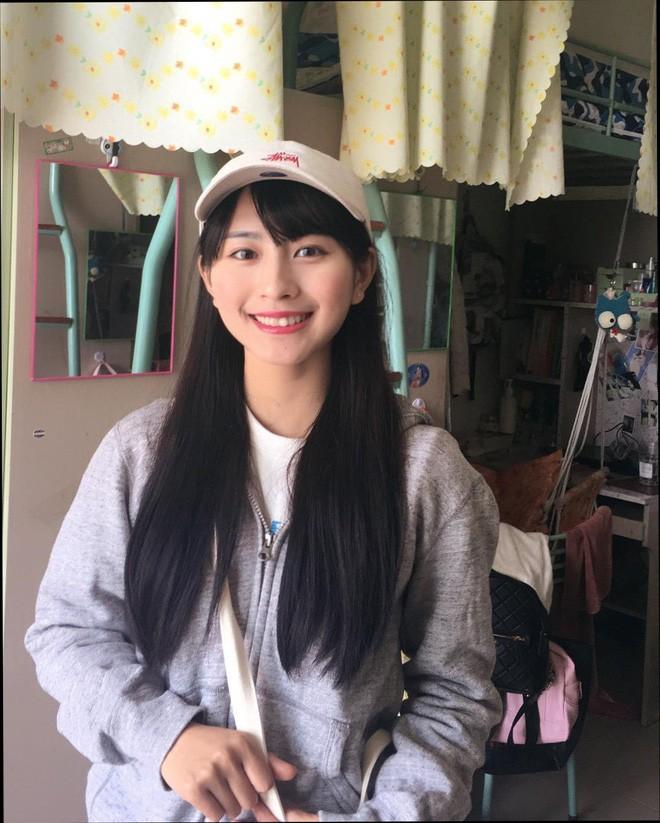 Nữ sinh Trung Quốc được cư dân mạng ca ngợi vì nhan sắc đỉnh cao, trông giống hệt ngọc nữ số 1 Nhật Bản - Ảnh 22.