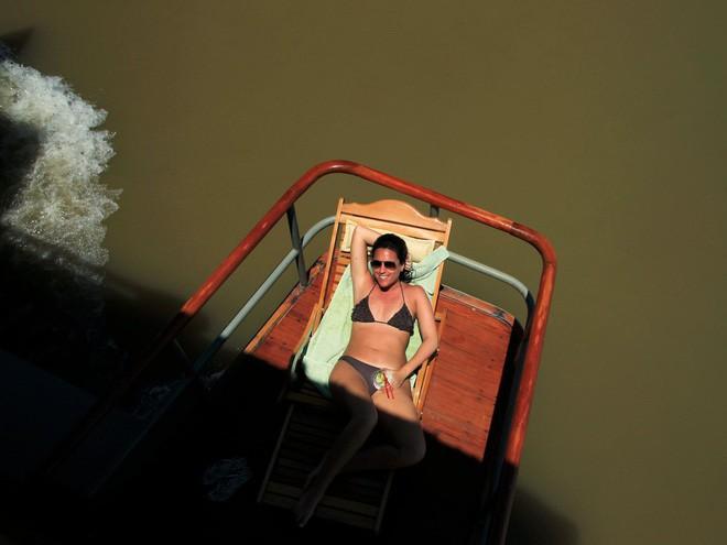 Tuy nhiên, không phải ai đến Amazon cũng đều có mục tiêu kiếm chác và phá hoại môi trường. Đây là điểm du lịch yêu thích của nhiều người.
