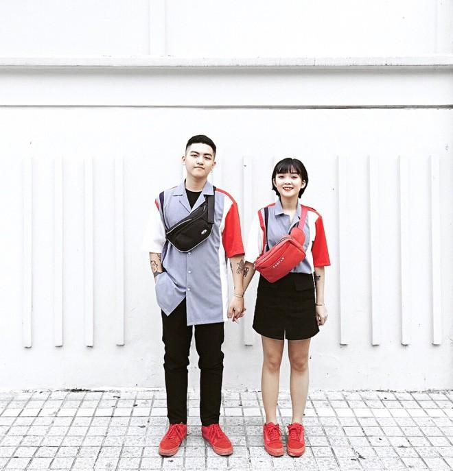 Các cặp đôi Việt gây sốt trên Instagram nhờ kho ảnh chụp chung vừa chất, vừa đáng yêu - Ảnh 27.