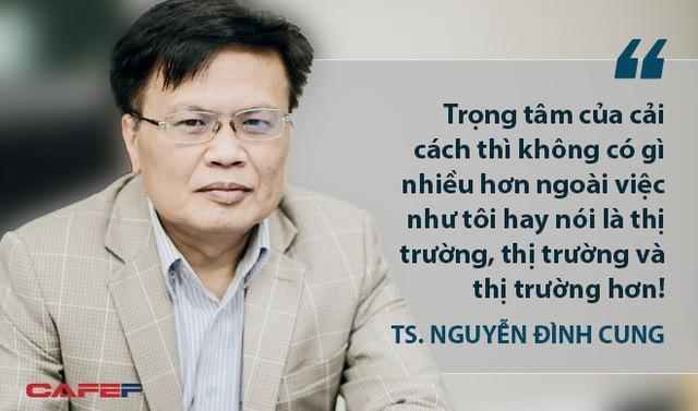 """TS. Nguyễn Đình Cung: Dư địa tăng trưởng GDP của Việt Nam vào khoảng 8-9%, nếu làm tốt, nguồn lực sẽ """"tự nhiên chảy về như suối đổ ra biển lớn""""  - Ảnh 4."""
