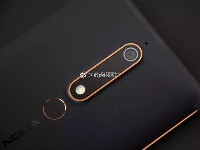 Nokia 6 (2018) sẽ ra mắt vào ngày mai, lộ diện thêm hình ảnh mới - Ảnh 4.