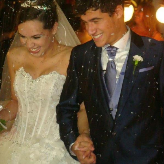 Chuyện tình lãng mạn như cổ tích của vợ chồng Coutinho - Ảnh 4.