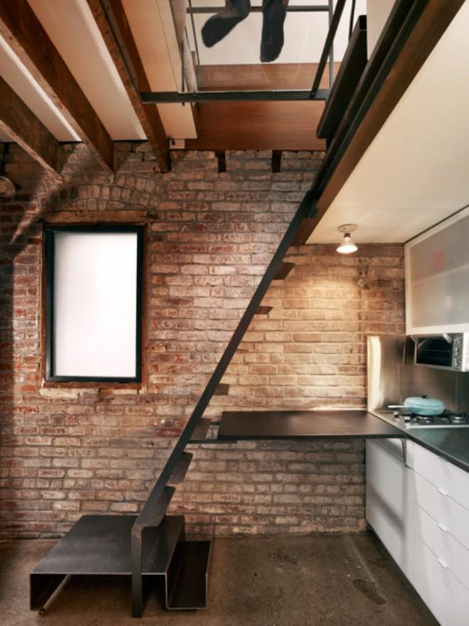 Căn phòng 8m² lột xác hoàn hảo thành ngôi nhà tuyệt đẹp, ai cũng phải ước ao - Ảnh 4.