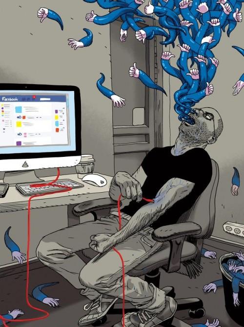 Cuộc sống hiện đại là thế này đây: xót xa, trần trụi - ảnh 4
