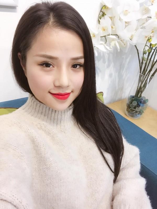Cận cảnh nhan sắc hot girl Võ Thương giảm stress nhờ tập Gym và Boxing - Ảnh 4.