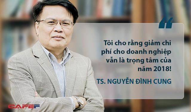 """TS. Nguyễn Đình Cung: Dư địa tăng trưởng GDP của Việt Nam vào khoảng 8-9%, nếu làm tốt, nguồn lực sẽ """"tự nhiên chảy về như suối đổ ra biển lớn""""  - Ảnh 5."""