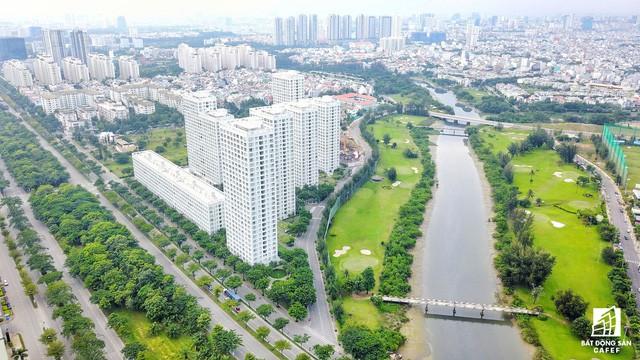 Toàn cảnh khu đô thị hiện đại bậc nhất Sài Gòn với hàng chục nghìn căn nhà cao cấp đang ùn ùn mọc lên - Ảnh 6.