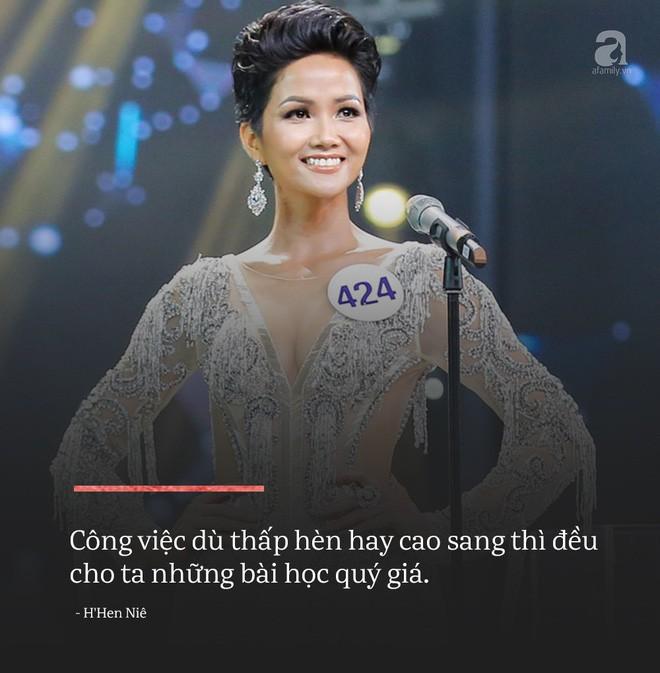 Không phải tấm gương về sự nghèo khó, đây mới là điều tuyệt vời nhất ở Hoa hậu HHen Niê - Ảnh 6.