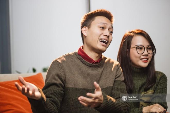 Nhật Anh Trắng - Trang Đinh: Sợ vợ là yếu tố quan trọng nhất để có một gia đình hạnh phúc... - Ảnh 6.