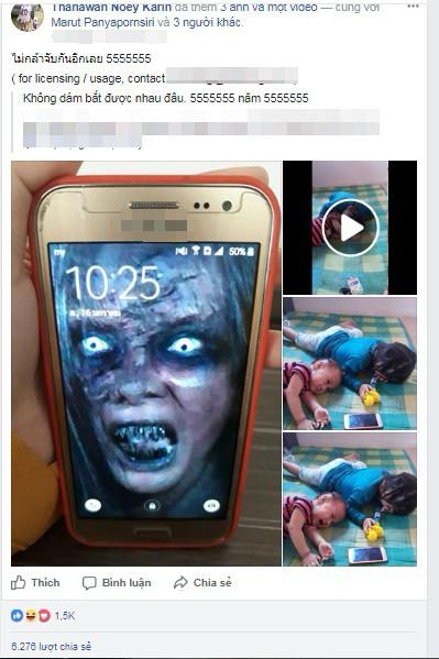 Muốn cai nghiện điện thoại cho con, mẹ trẻ dùng cách kinh dị khiến con khóc thét, dân mạng ném đá - Ảnh 6.
