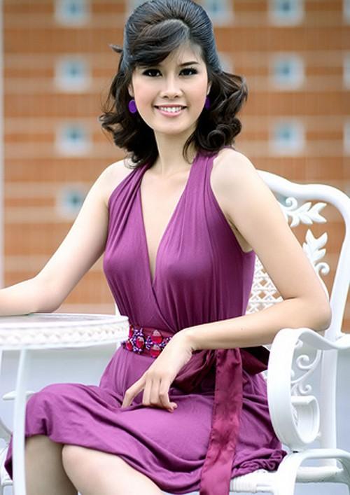 Những người đẹp Việt Nam một lần lên ngôi Hoa hậu, tại vị suốt hàng chục năm vẫn không có người kế nhiệm để trao vương miện - Ảnh 6.