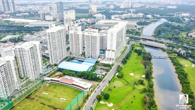 Toàn cảnh khu đô thị hiện đại bậc nhất Sài Gòn với hàng chục nghìn căn nhà cao cấp đang ùn ùn mọc lên - Ảnh 7.