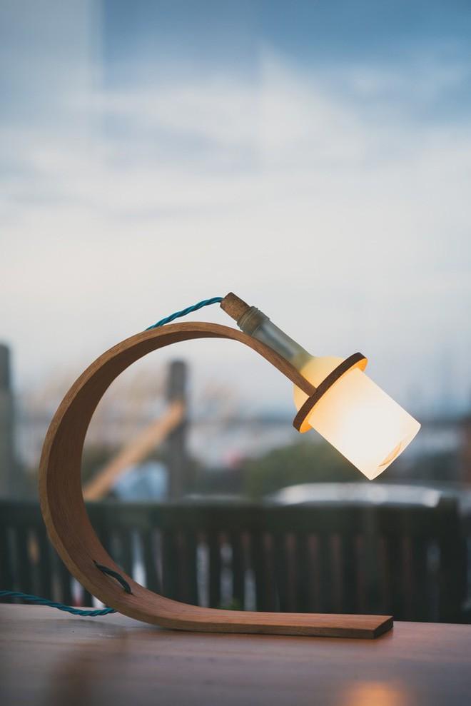 Đèn tái chế có thiết kế hiện đại tối giản đẹp như một cơn mơ - Ảnh 6.