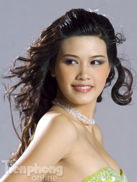 Những người đẹp Việt Nam một lần lên ngôi Hoa hậu, tại vị suốt hàng chục năm vẫn không có người kế nhiệm để trao vương miện - Ảnh 7.