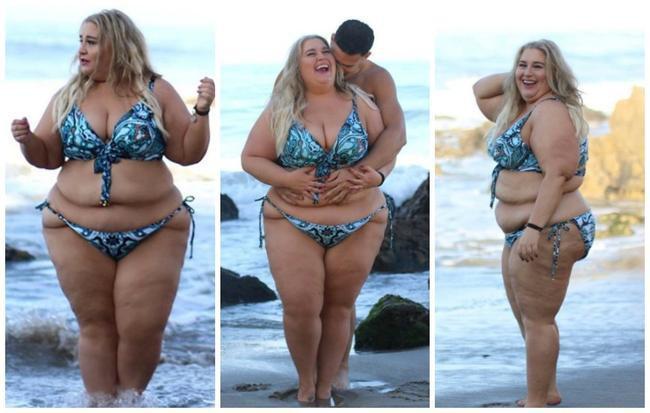 Đừng chỉ cố giảm cân bằng cách nhìn vào số cân nặng mà hãy thử làm như người phụ nữ 163kg này - Ảnh 6.