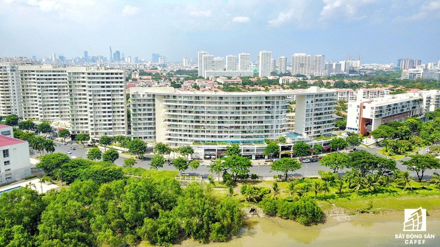 Toàn cảnh khu đô thị hiện đại bậc nhất Sài Gòn với hàng chục nghìn căn nhà cao cấp đang ùn ùn mọc lên - Ảnh 8.