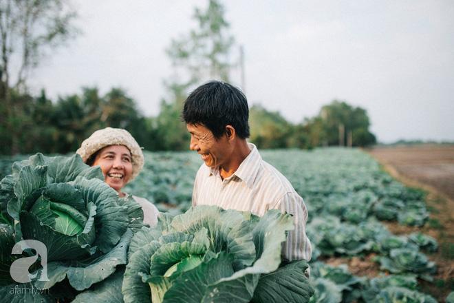 Ra mà xem cặp bố mẹ yêu thương nhau giữa mùa bắp cải hot nhất MXH - 25 năm sống dưới túp lều tranh giận nhau đúng 1 lần - ảnh 7