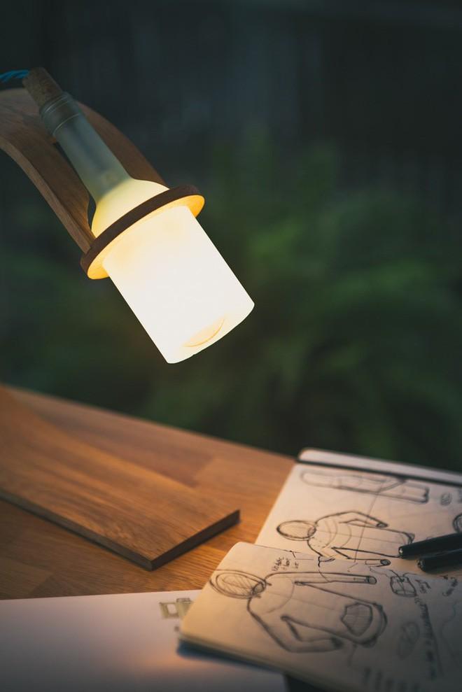 Đèn tái chế có thiết kế hiện đại tối giản đẹp như một cơn mơ - Ảnh 7.