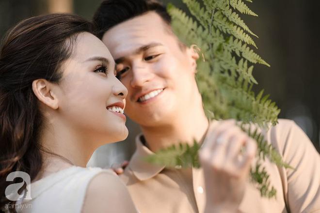 Cặp đôi Việt chuẩn ngôn tình vì trai đẹp, gái xinh lại còn tôn sùng nhau hết mức - ảnh 7
