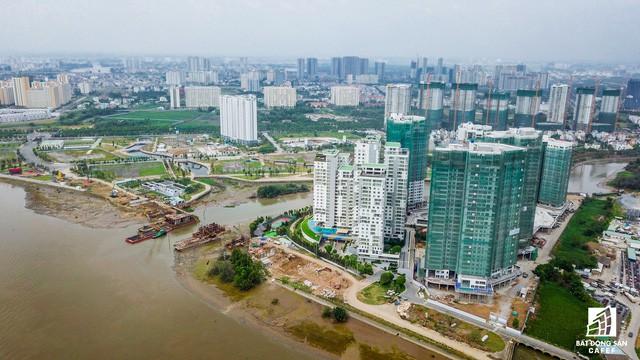 Cận cảnh cây cầu qua đảo Kim Cương đang khiến bất động sản quận 2 tăng giá - Ảnh 7.
