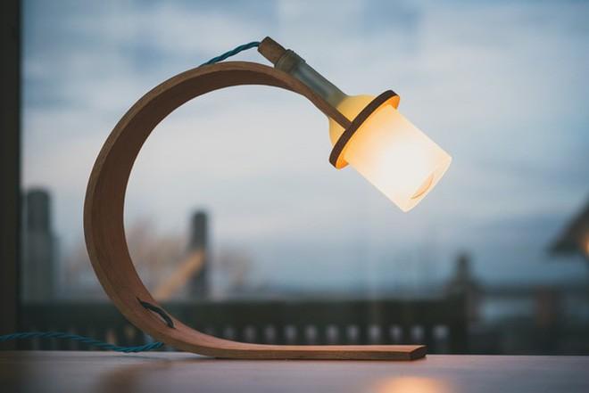 Đèn tái chế có thiết kế hiện đại tối giản đẹp như một cơn mơ - Ảnh 9.