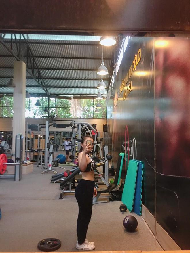 Giảm 10kg chỉ sau 2 tháng tập gym theo hướng dẫn của huấn luyện viên, cô gái trẻ sở hữu thân hình nuột nà, tự tin đón Tết - ảnh 10