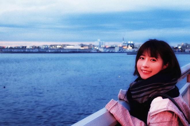Nữ sinh Trung Quốc được cư dân mạng ca ngợi vì nhan sắc đỉnh cao, trông giống hệt ngọc nữ số 1 Nhật Bản - Ảnh 9.
