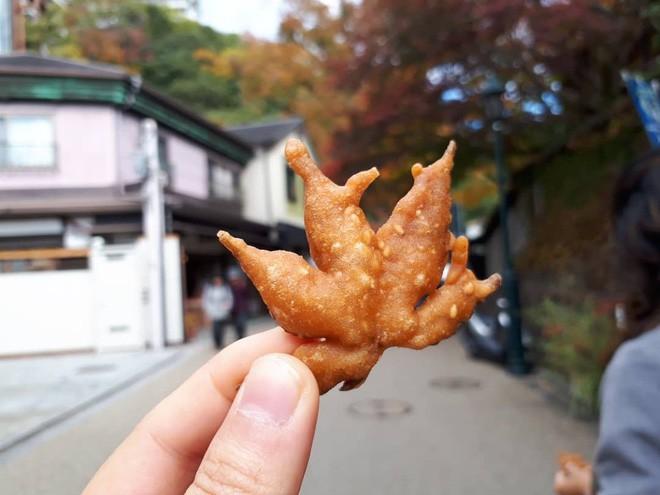 Câu chuyện thú vị về món tempura lá phong cầu kỳ, muốn ăn phải chuẩn bị nguyên liệu trước cả năm trời - Ảnh 10.