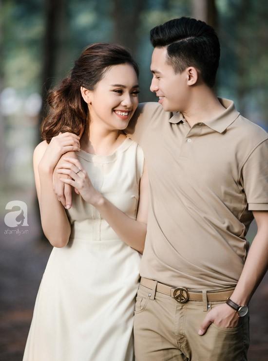 Cặp đôi Việt chuẩn ngôn tình vì trai đẹp, gái xinh lại còn tôn sùng nhau hết mức - ảnh 10