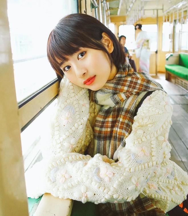 Nữ sinh Trung Quốc được cư dân mạng ca ngợi vì nhan sắc đỉnh cao, trông giống hệt ngọc nữ số 1 Nhật Bản - Ảnh 10.