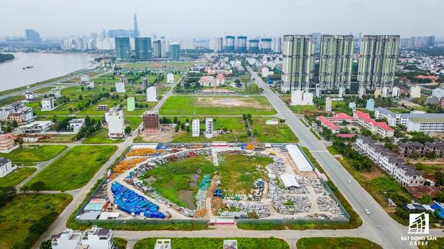 Cận cảnh cây cầu qua đảo Kim Cương đang khiến bất động sản quận 2 tăng giá - Ảnh 10.