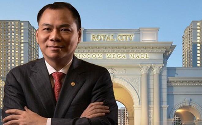 Đây là cặp vợ chồng đại gia giàu nhất Việt Nam - Ảnh 1.